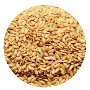GOLDEN LINSEED Premium New Zealand Gold Flax Seed Non-GMO - BULK 25kg, 5kg