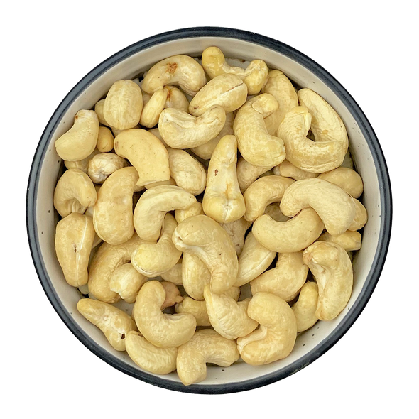 Raw Cashews Whole - Premium Gluten Free BULK 22.68kg, 11.34kg, 5kg