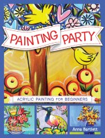 Painting Party - Book