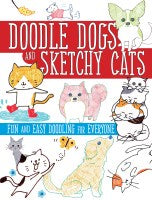 Doodle Dogs and Sketchy Cats - Book