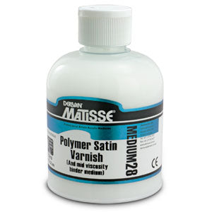 Matisse Polymer Satin Varnish