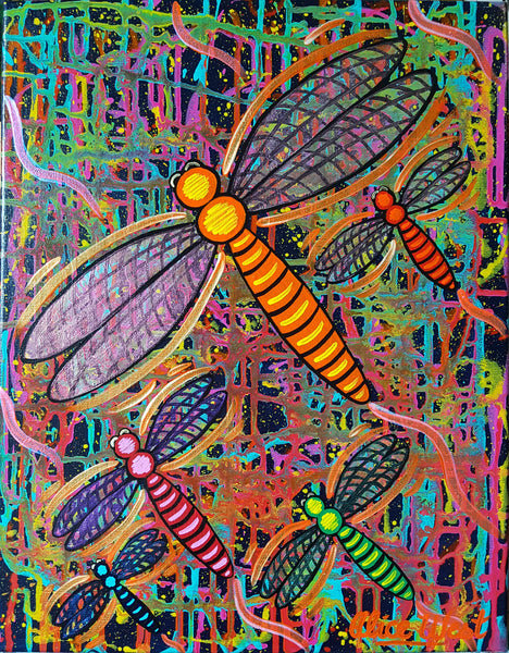 Zippy Dragonflies 2