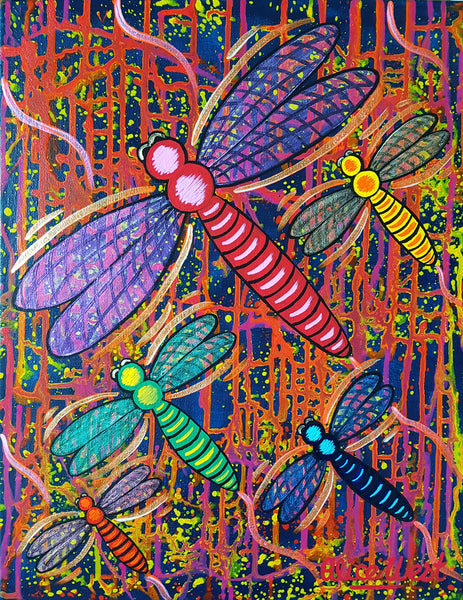Zippy Dragonflies 3
