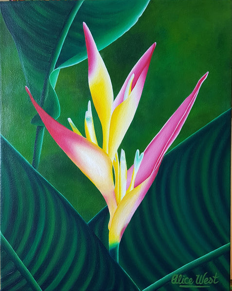 Tropical Bloom $580