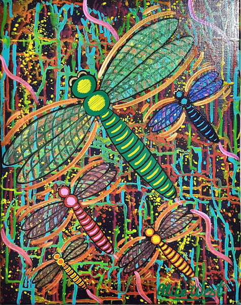 Zippy Dragonflies 5