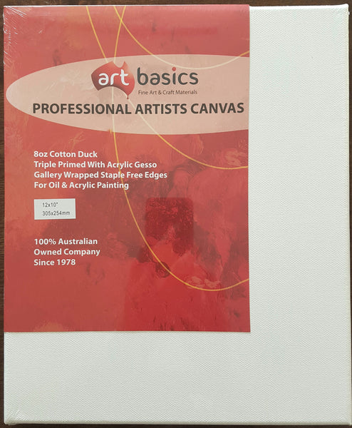 Professional Artist Canvas (12