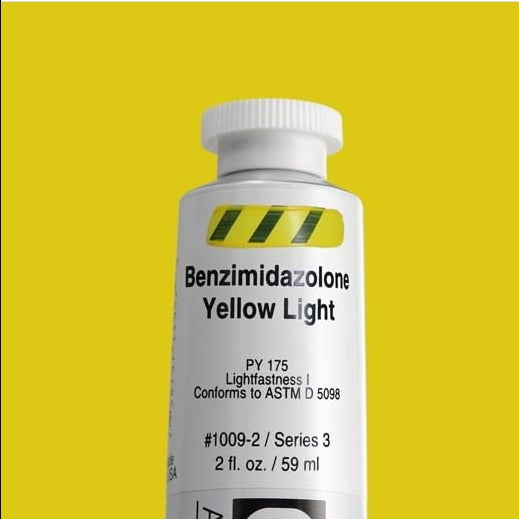 Golden HB Series 3 Benzimidazolone Yellow Light 1009