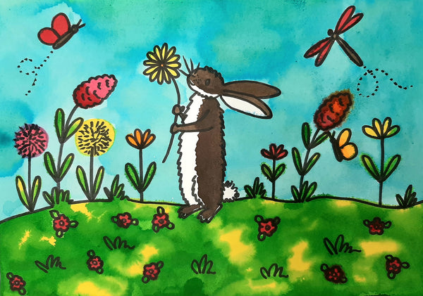 Pick A Daisy Kids Holiday Art Workshop - Saturday 4th July 2020