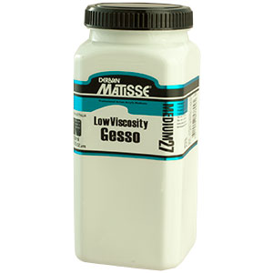 Matisse Low Viscosity Gesso M27
