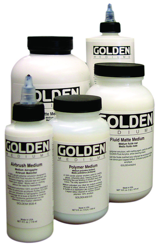 Golden Airbrush Medium 3535