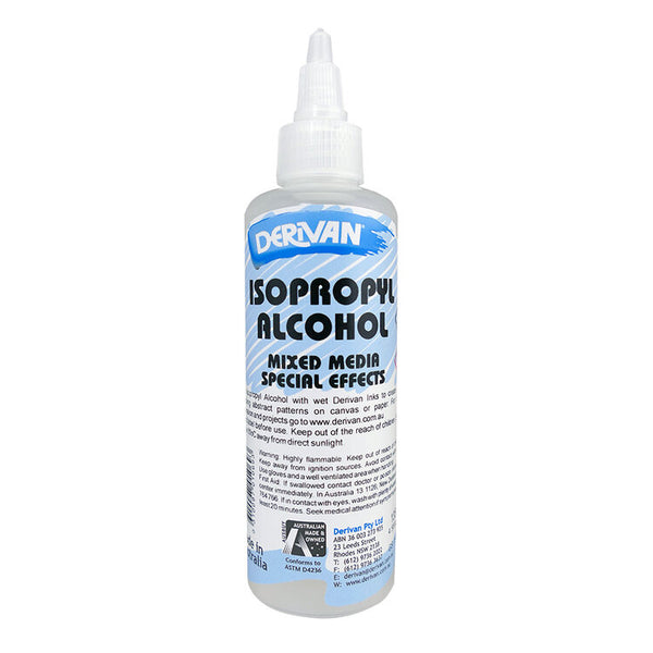 Derivan Isopropyl Alcohol 135ml - Available In Store ONLY, enquire for stock levels