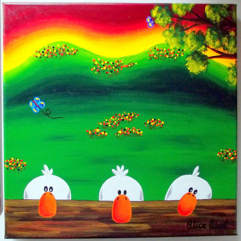 Three Little Ducks $149
