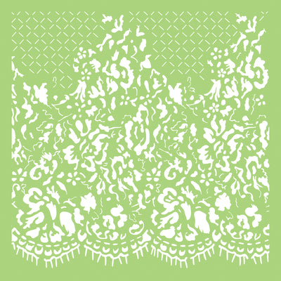 Kaisercraft Designer 6 x 6 Inch Template - Lace IT488