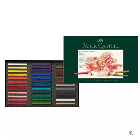 Faber-Castell Polychromos Pastel Box 36