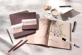 Hahnemuhle 'The Cappuccino Book' Sketch Book