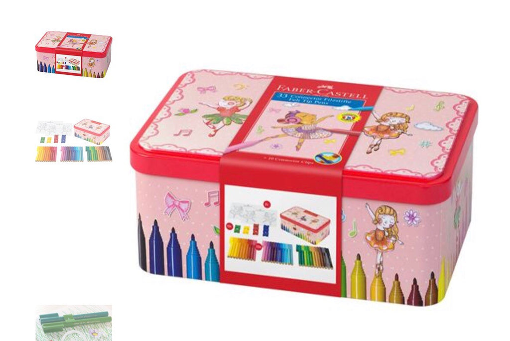 Faber-Castell Connector Pen Ballerina Music Box