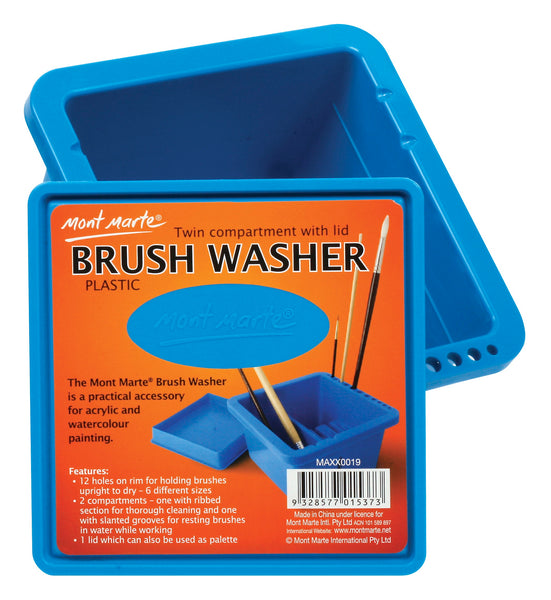 Mont Marte Brush Washer