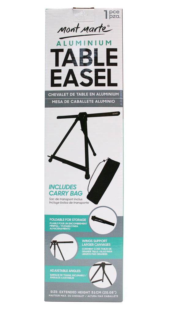Mont Marte Aluminium Table Easel