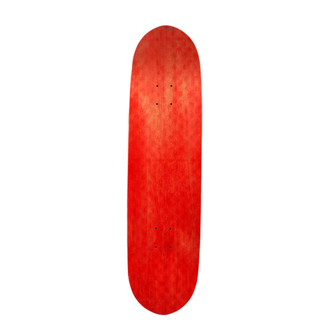 "DVS Ace Skateboard Deck 8.25"" Red/Blue"