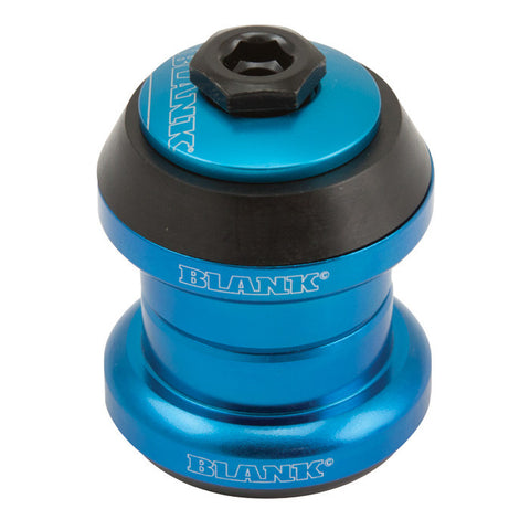 "Blank Value 1-1/8"" Headset - Blue"