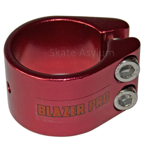 Blazer Pro Double Clamp 35mm - Red