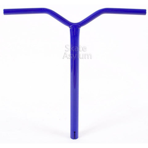 Blazer Pro Y Bar 6061 Alu Scooter Bars - Blue