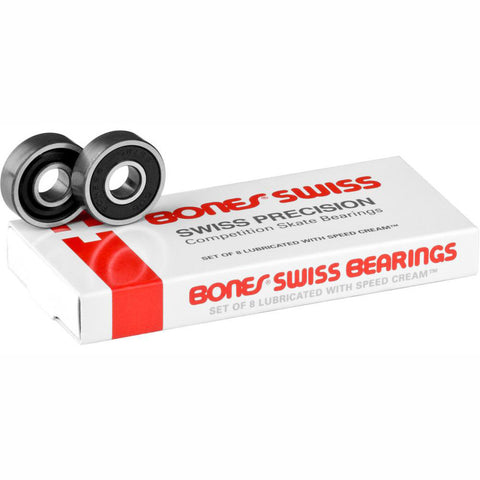 Bones Swiss Bearings - Set of 4