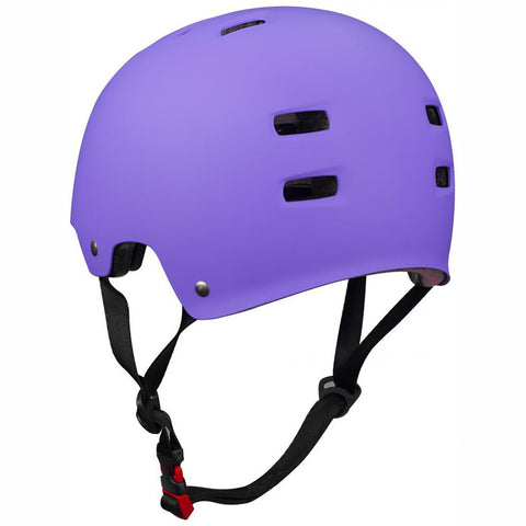 Bullet Helmet T35 Matt Purple