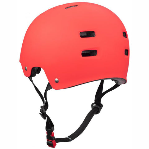 Bullet Helmet T35 Matt Red