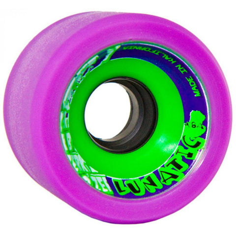 B'Zerk Lunatic 62mm Skate Wheels