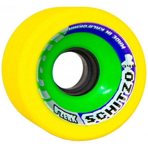 B'Zerk Schitzo 62mm Skate Wheels