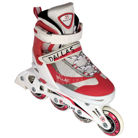 California Pro Dallas Adjustable Inline Skate Girls