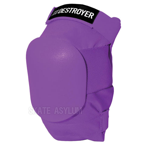 Destroyer Am Knee Pads Purple