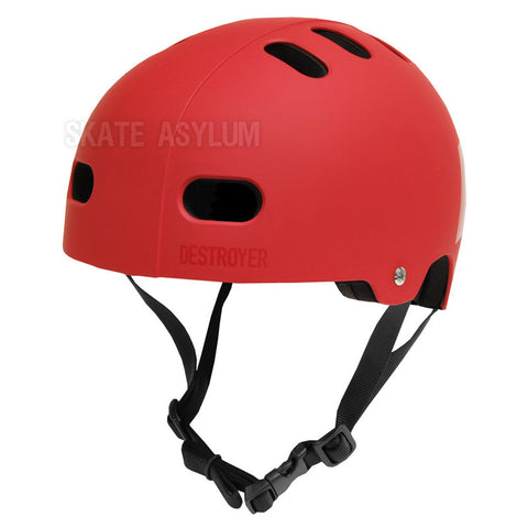 Destroyer EPS Helmet Red
