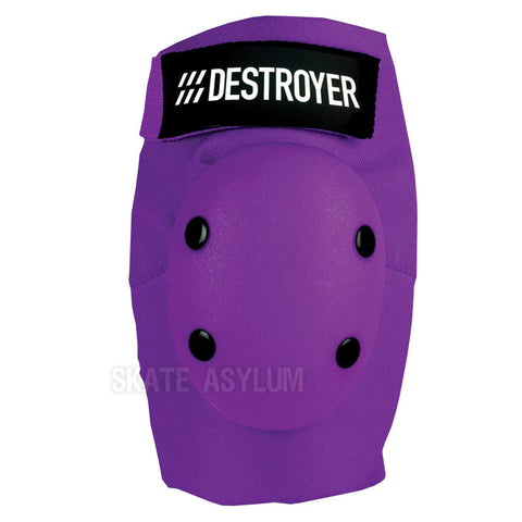 Destroyer Pro Elbow Pads Purple