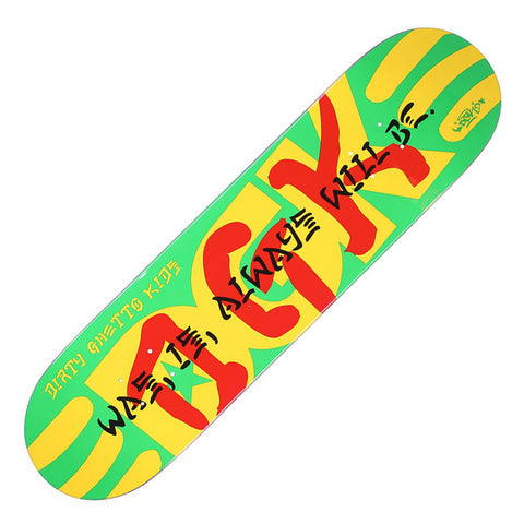 "DGK Always 8.1"" Skateboard Deck"