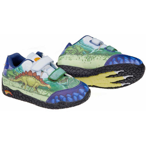 Dinosoles Stegosaurus Kids Shoes