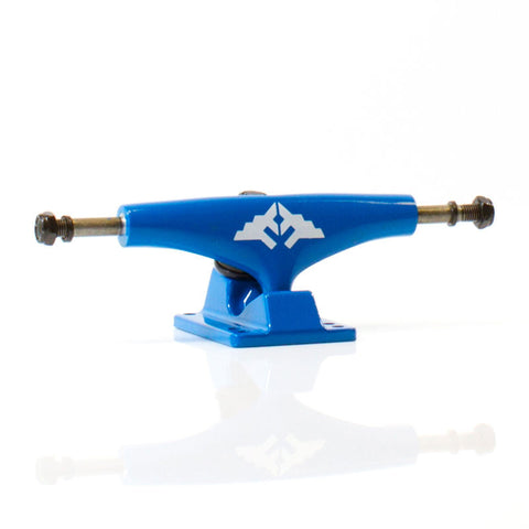 "Fracture Wings 5"" Skateboard Trucks Blue"
