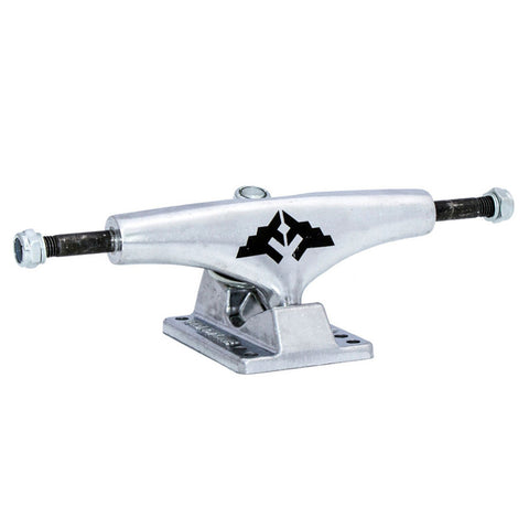 "Fracture Wings 5.25"" Skateboard Trucks Raw"