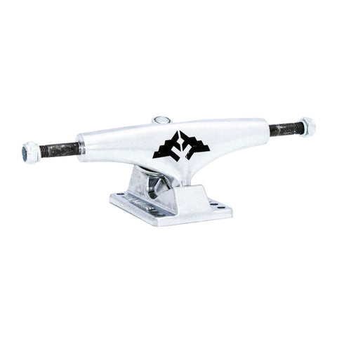 "Fracture Wings 5"" Skateboard Trucks Raw"
