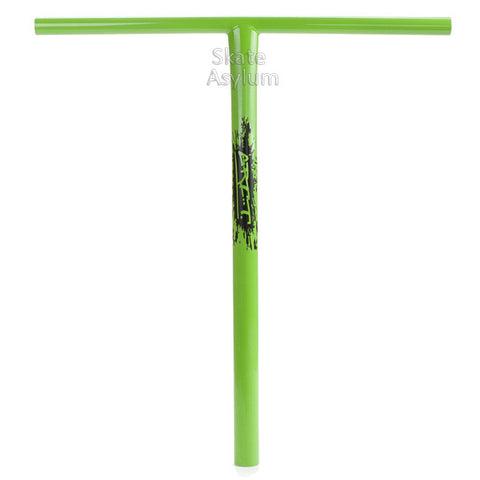 Grit Raker Scooter Bar - Acid Green