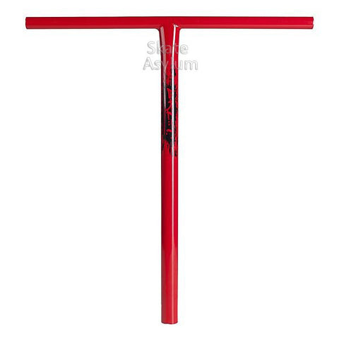Grit Raker Scooter Bar - Red