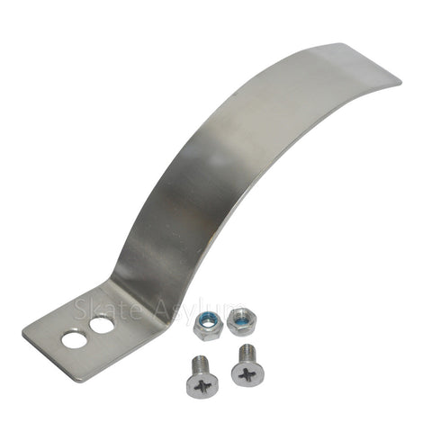 Grit SST Brake - Polished Silver 100mm