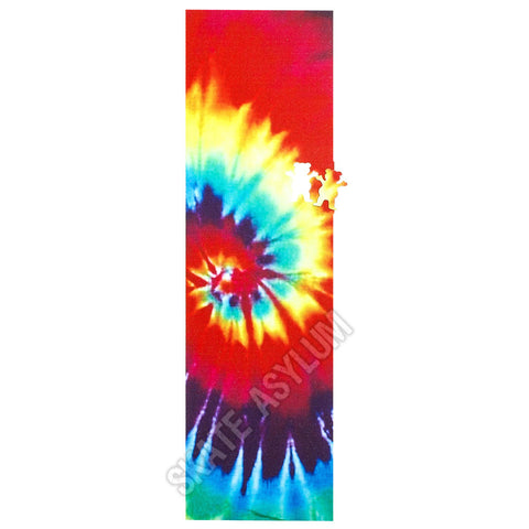 Grizzly Tie Dye Grip Tape