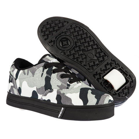 Heelys Launch 2.0 Black/White/Camo