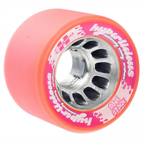 Hyper Hyperlicious 62mm Quad Wheels - Pink