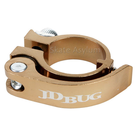 JD Bug Pro Quick Release Clamp Bronze