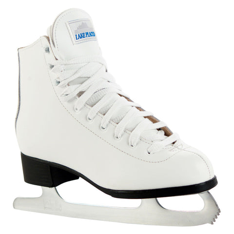 Lake Placid Deluxe Leather Figure Ice Skate