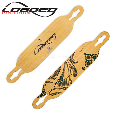 Loaded Dervish Longboard Deck