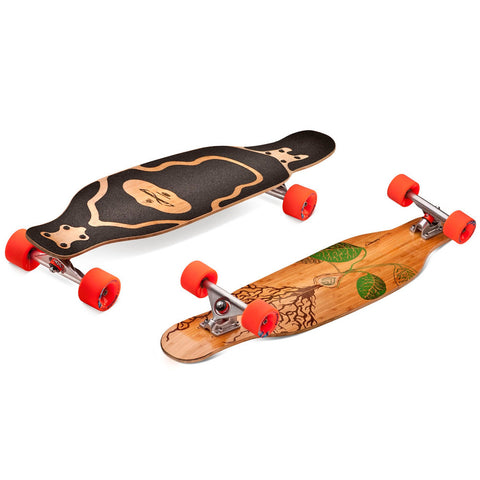 Loaded FatTail Longboard